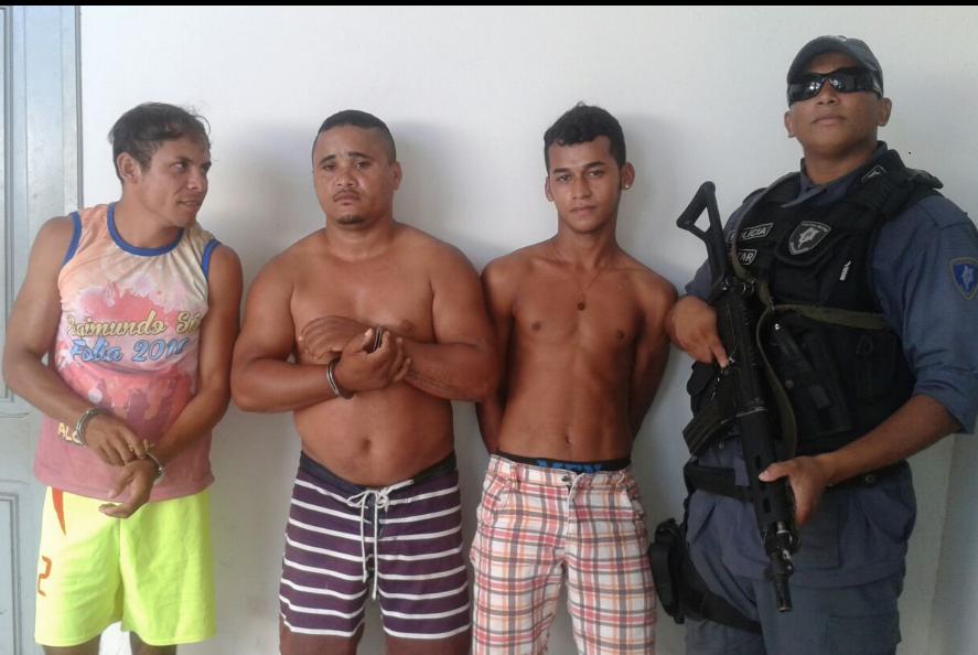 Photo of Irmão do Vereador Nilson de Alcântara é preso por assalto à mão armada