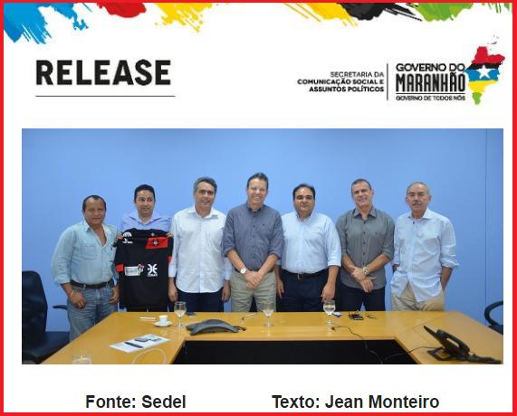 Photo of Governo do Estado (Cemar) oficializa patrocínio para Moto e Sampaio