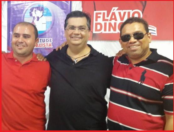 """Photo of Diniz dança e Robson """"Cheira"""": PCdoB de Bequimão bate o martelo e firma apoio ao pré-candidato Cesar Cantanhede"""