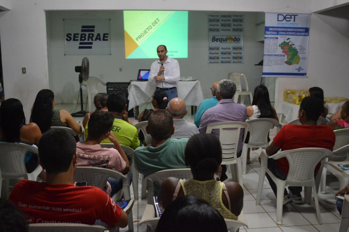Photo of Sebrae apresenta projeto de Desenvolvimento Territorial em Bequimão