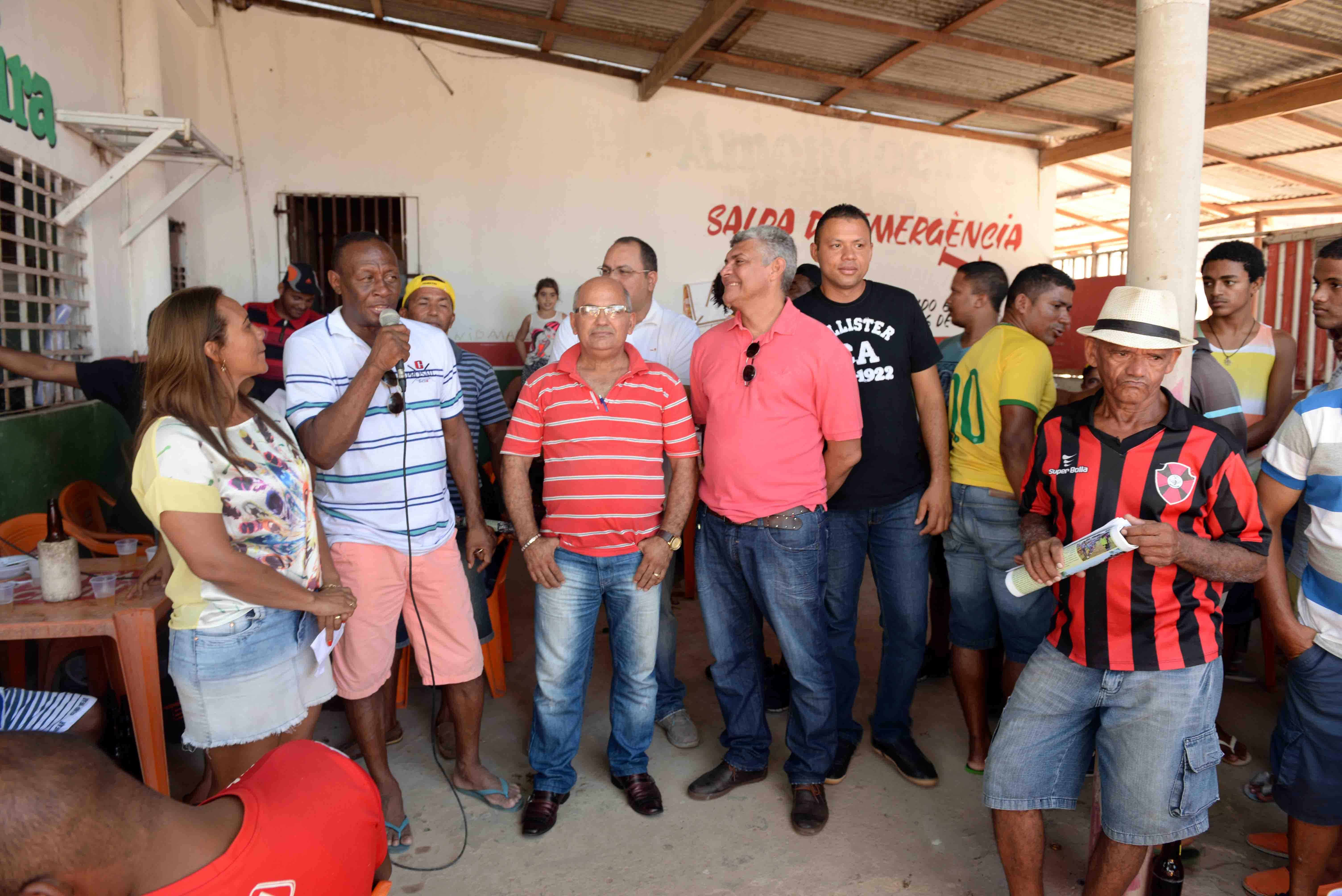 Photo of Encontro de bequimãoenses reúne dezenas de pessoas na Cidade Olímpica em SLZ