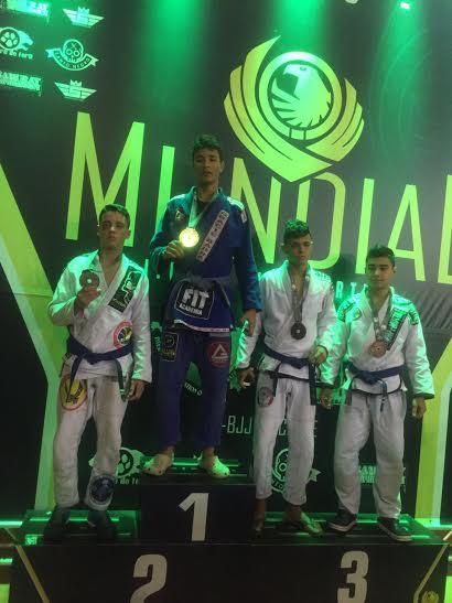 Photo of Maranhense é campeão mundial de Jiu Jitsu