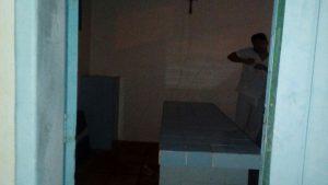 Necrotério do Hospital de Alcântara sem energia elétrica.