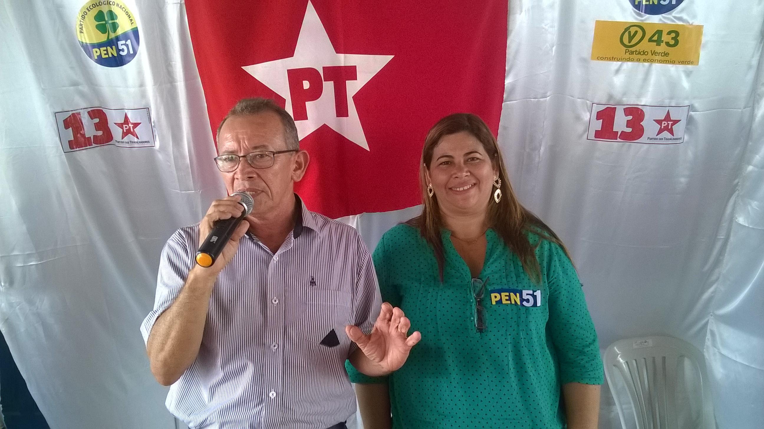 Photo of PT de Peri-Mirim faz convenção e oficializa o nome de João Felipe a candidato a prefeito