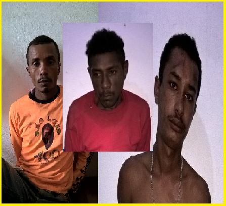 Photo of Polícia coloca três ladrões no xilindró após assalto em Floresta-Bequimão