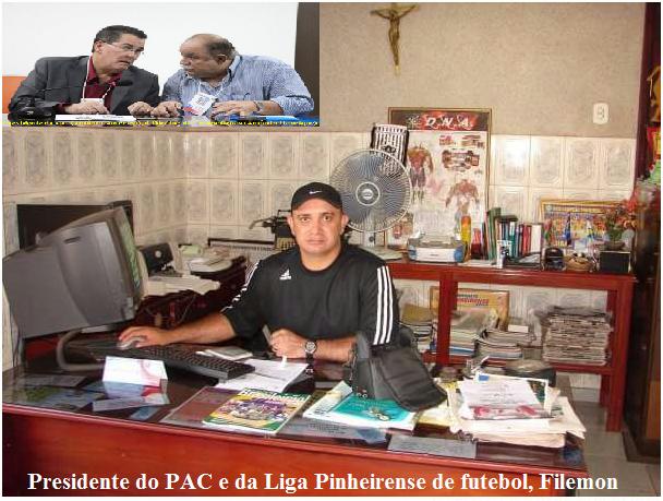 """Photo of FMF mistura política com futebol, e pode transformar o campeonato maranhense de 2017 em mais uma """"salada"""" de problemas."""