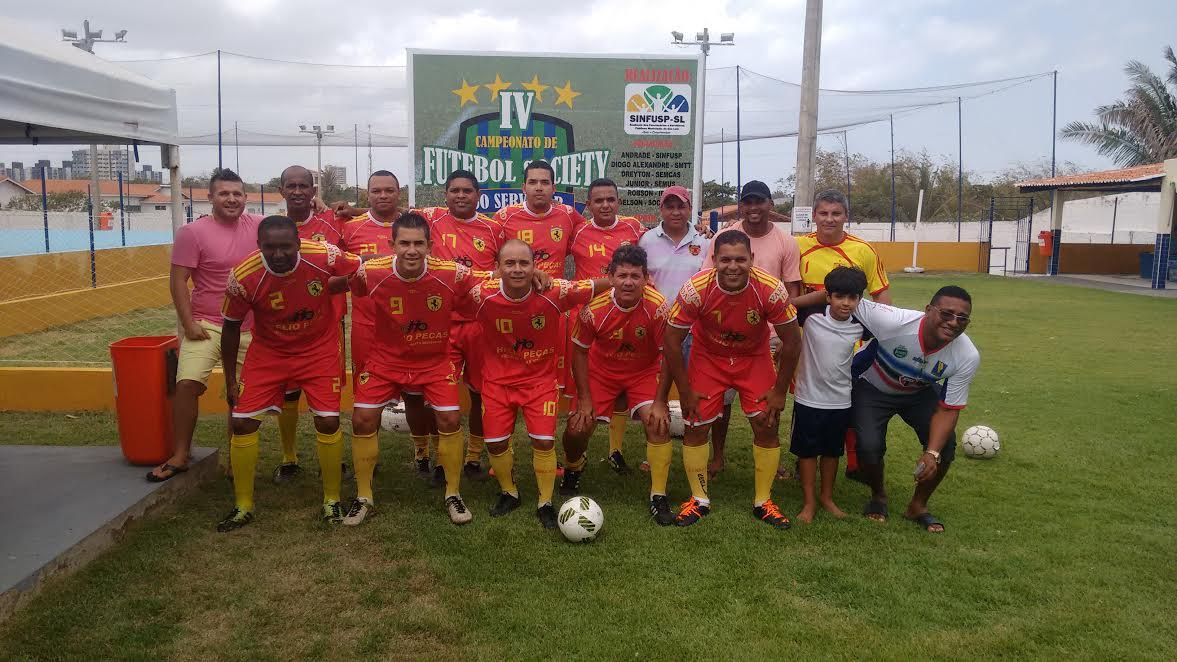 Photo of Time da Câmara Municipal disputa final do Campeonato de Futebol Society
