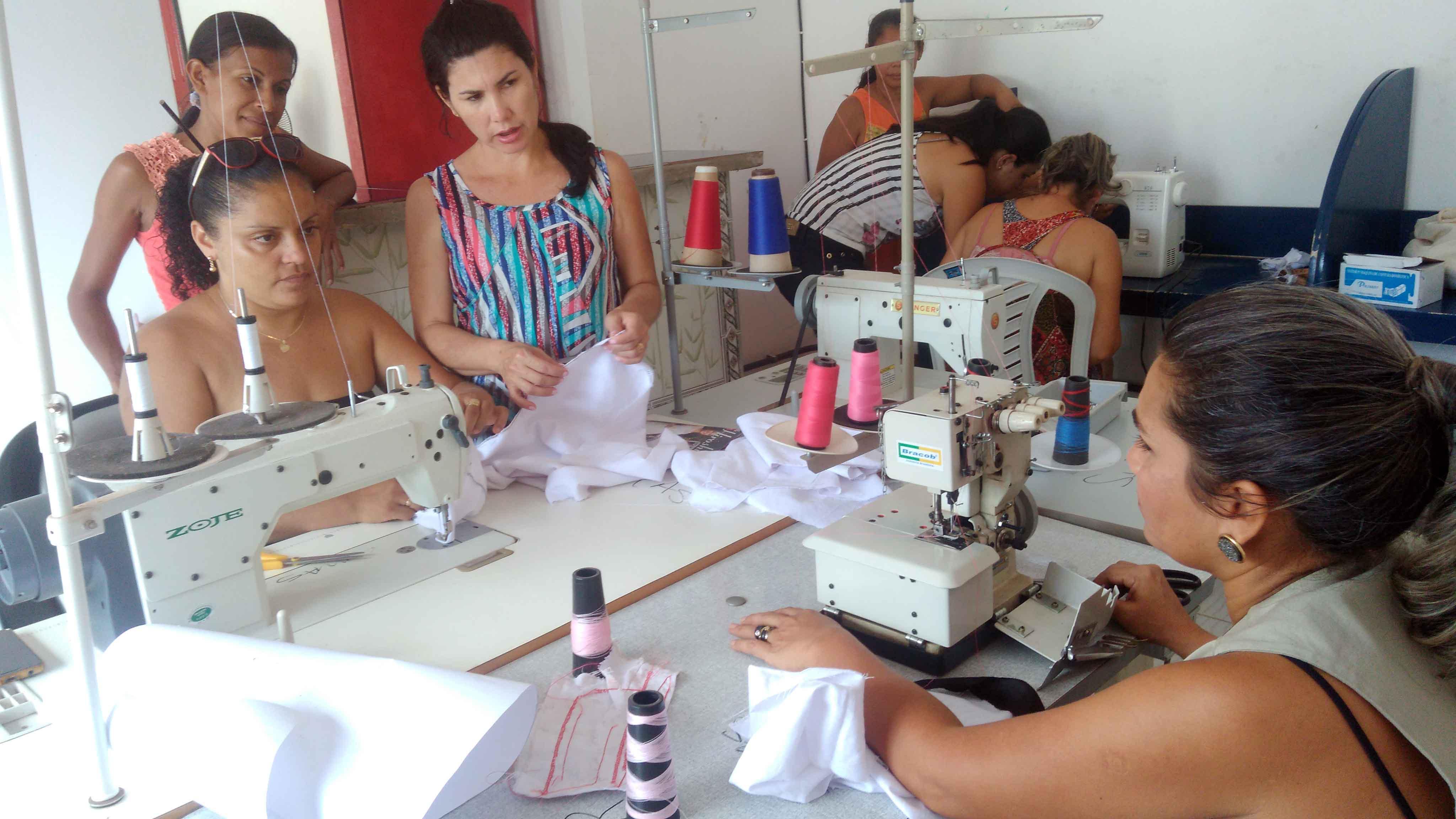 Photo of Sebrae e Senai realizaram o 6º ciclo do projeto Inova Moda em Bequimão