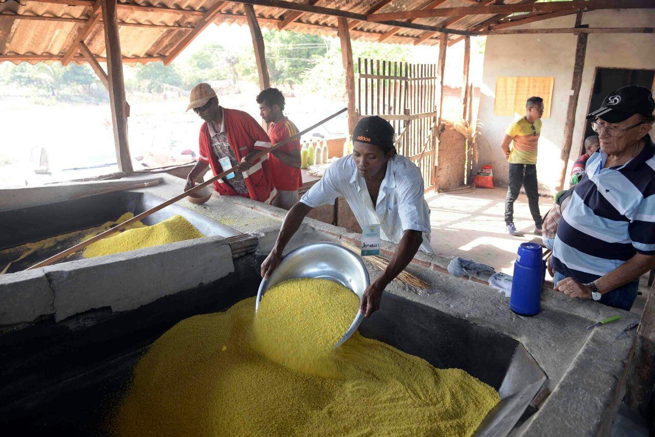 Photo of Mais uma Comunidade rural de Bequimão recebe qualificação na produção de farinha pelo Sebrae-Ma