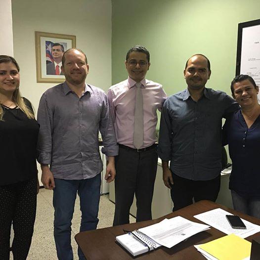 Photo of Prefeito Anderson Arregaça as mangas em busca de parcerias para a saúde pública de Alcântara