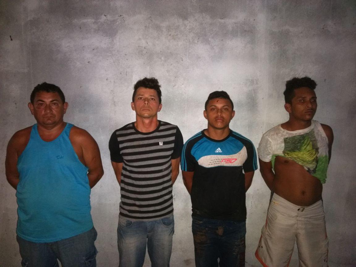 Photo of Polícia prende quarteto que planejava assaltar Bancos em Alcântara