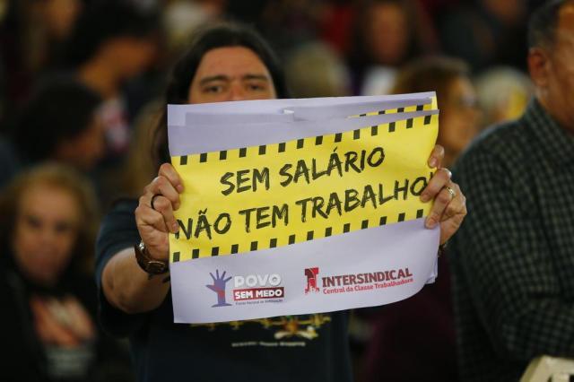 Photo of Atraso de salários em Peri-Mirim pode levar Professores a ocuparem prefeitura nesta semana