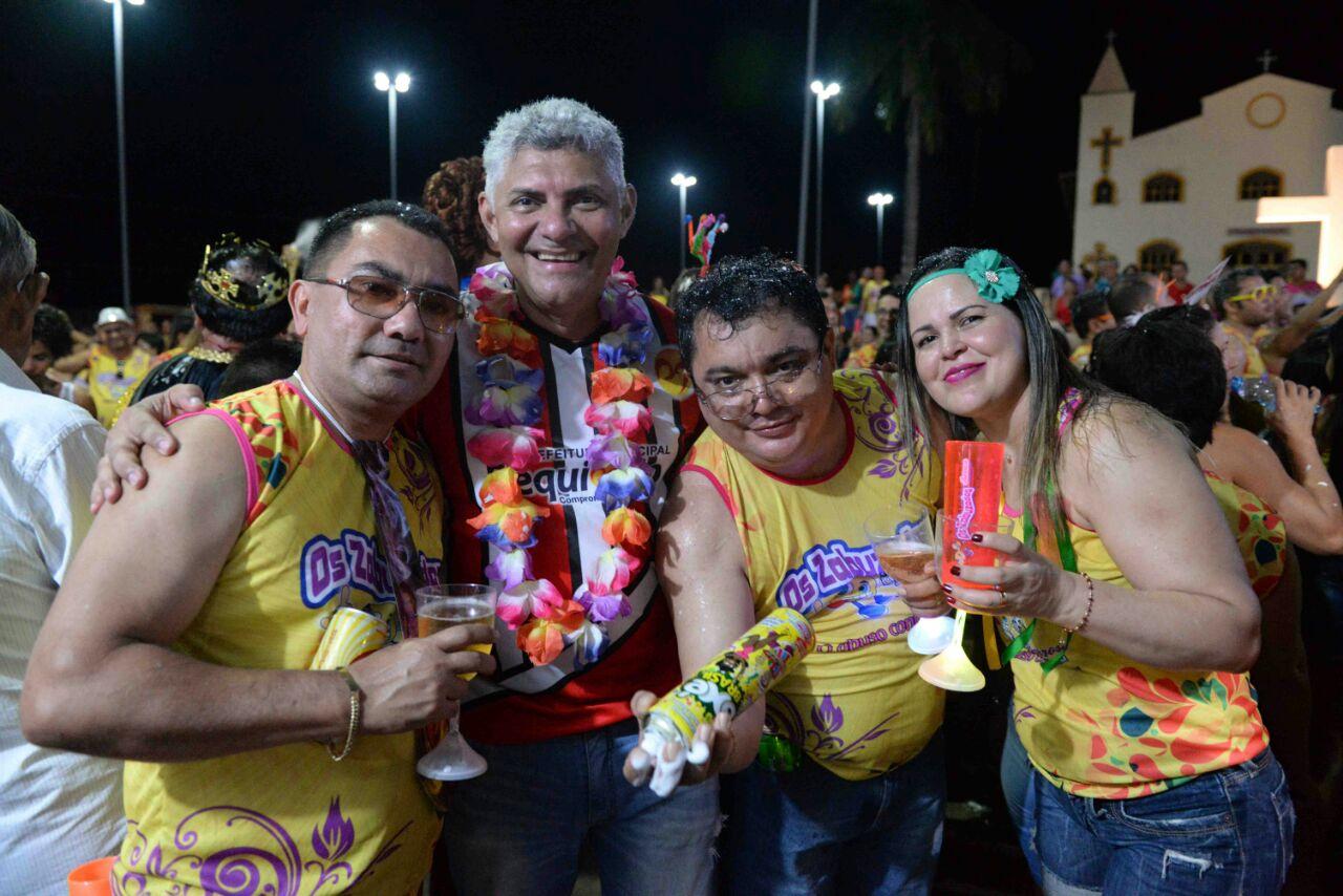 Photo of Confira os melhores momentos do Carnaval 2017 em Bequimão-MA, na reportagem de Paulo de Castro Neto