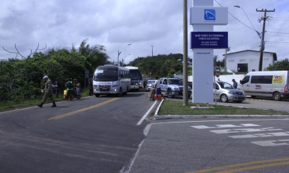 Photo of Usuário de Ferryboat denuncia que área do Porto da Espera vai virar estacionamento privativo