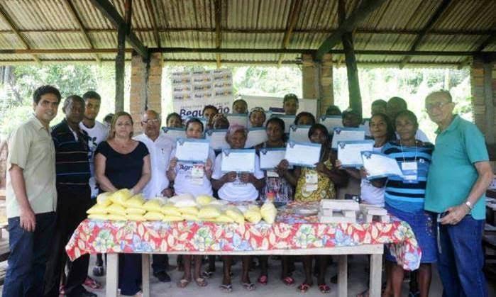 Photo of Sebrae leva capacitação a empreendedores do campo e da cidade em Bequimão