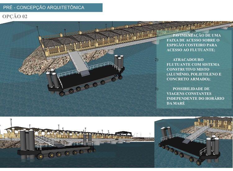 Photo of Governo elabora projeto para construir novo cais flutuante em Alcântara