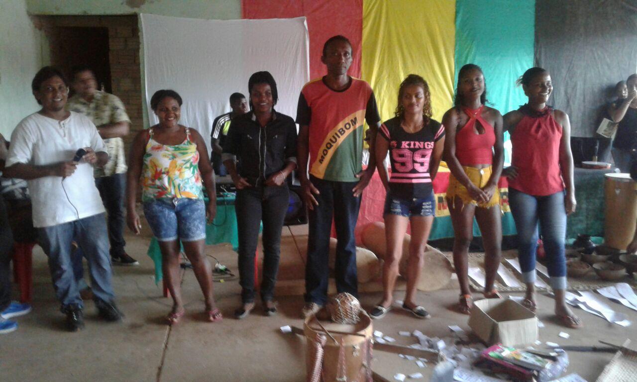 Photo of MOQBEQ realiza encontro de Comunidades Quilombolas