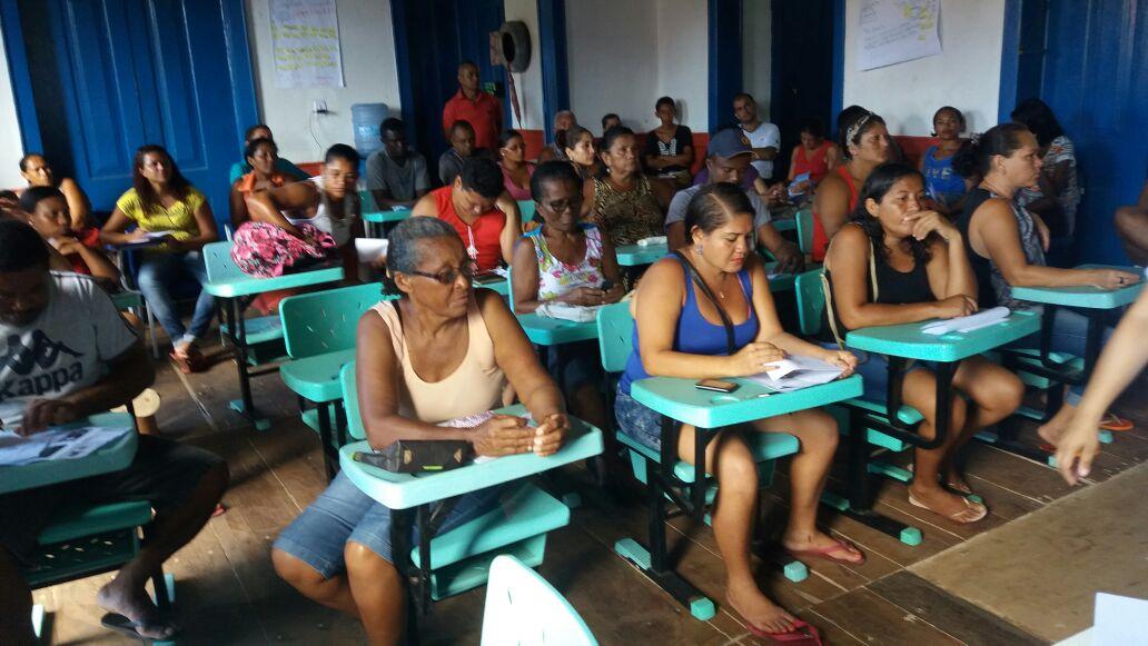 Photo of Sebrae e Prefeitura capacitam empreendedores em Alcântara