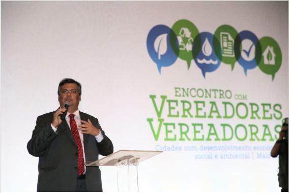 Photo of Flávio Dino reúne com Vereadores e Vereadoras de todo Maranhão
