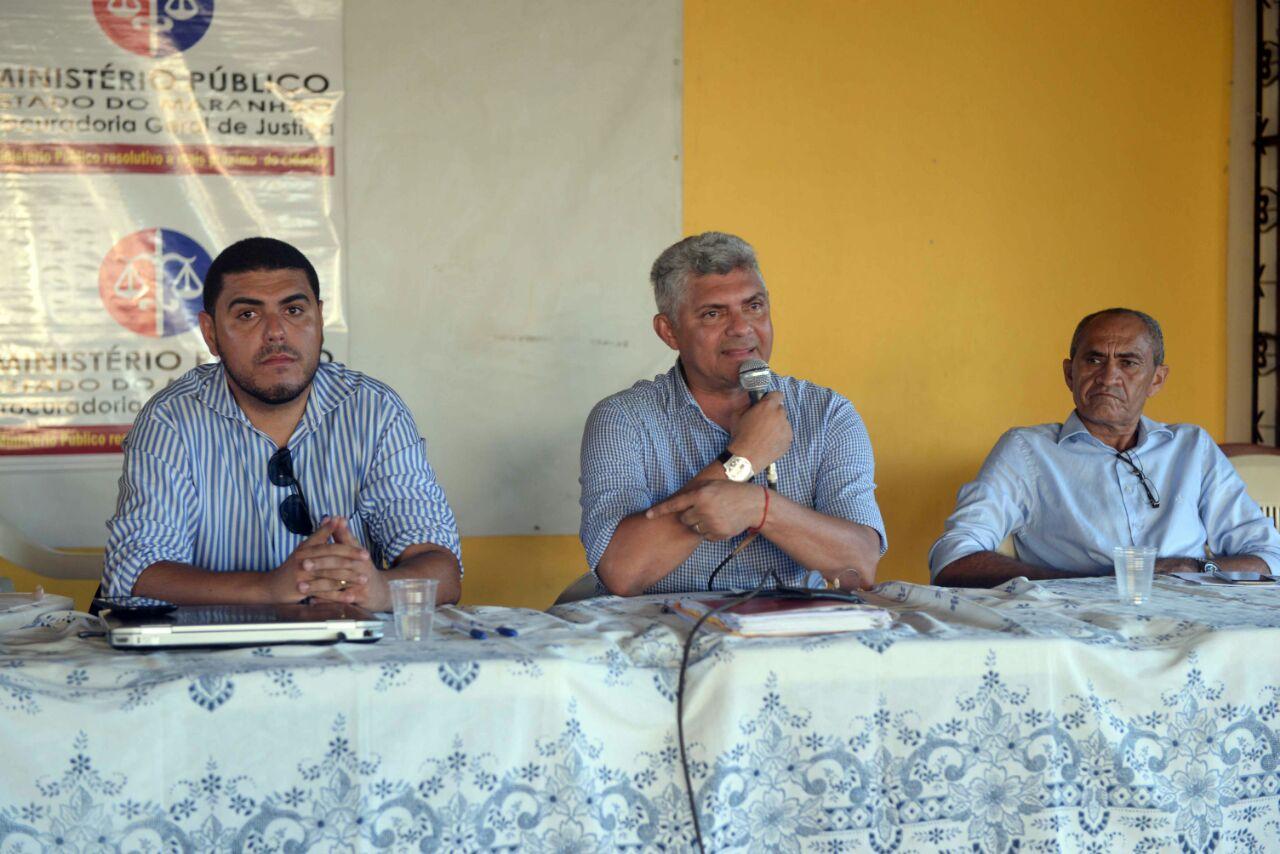 Photo of Prefeito Zé Martins, Ministério Público e feirantes acertam mudança de venda de alimentos para o Mercado do Peixe