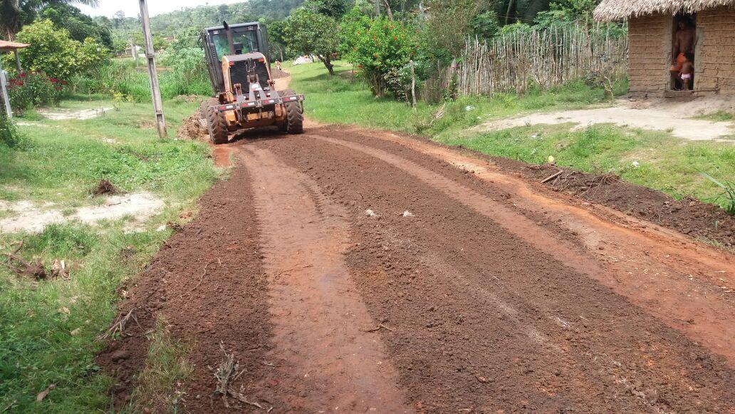 Photo of Prefeitura de Bequimão recupera estradas vicinais afetadas pelas fortes chuvas