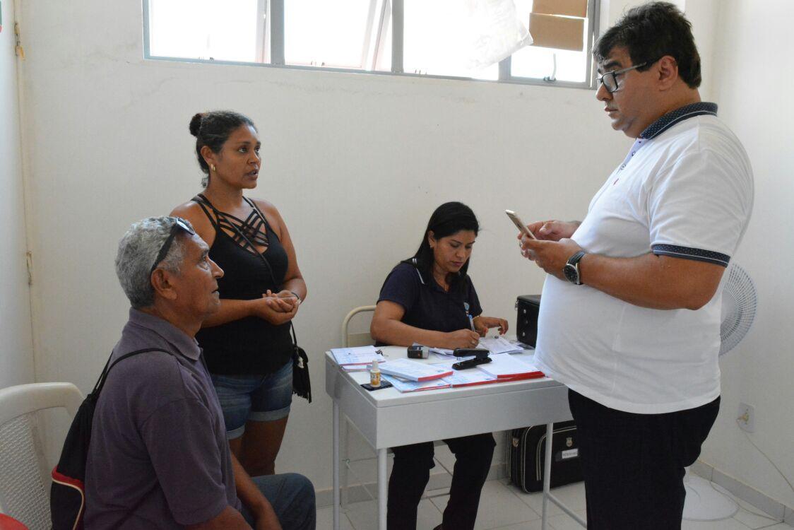 Photo of Prefeitura de Alcântara realiza mutirão de Glaucoma com 120 atendimentos
