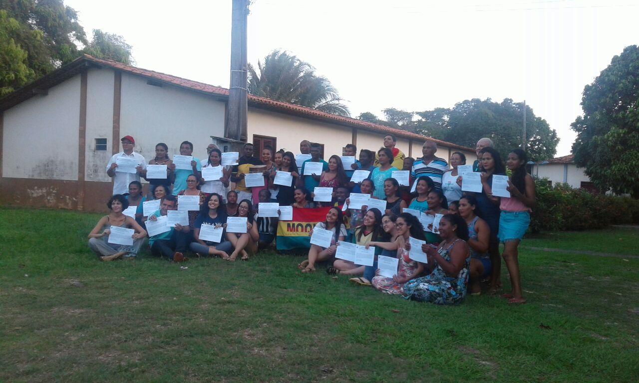Photo of Quilombolas de Bequimão participam de oficina sobre saúde