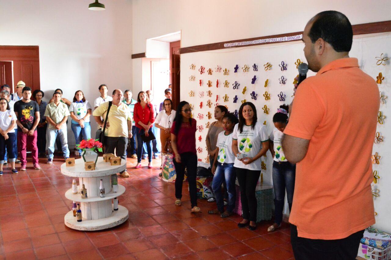 Photo of Secretaria de Meio Ambiente de Alcântara realiza o Projeto – Pequenas atitudes, Grandes resultados