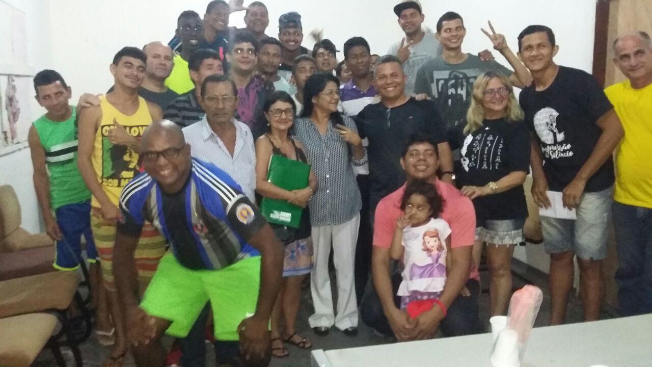 Photo of Vereadora Fátima Araújo visita Associação de Mudos e Surdos