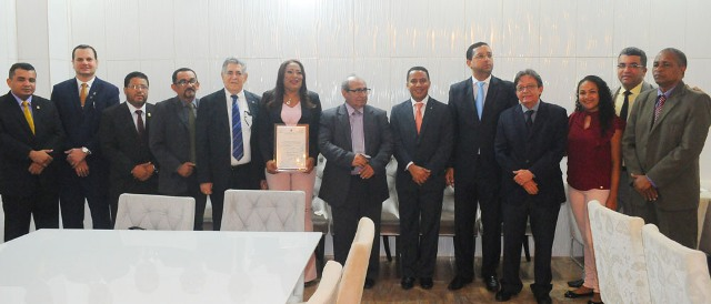 Photo of Leila Naiva é homenageada na Câmara de Vereadores de São Luís