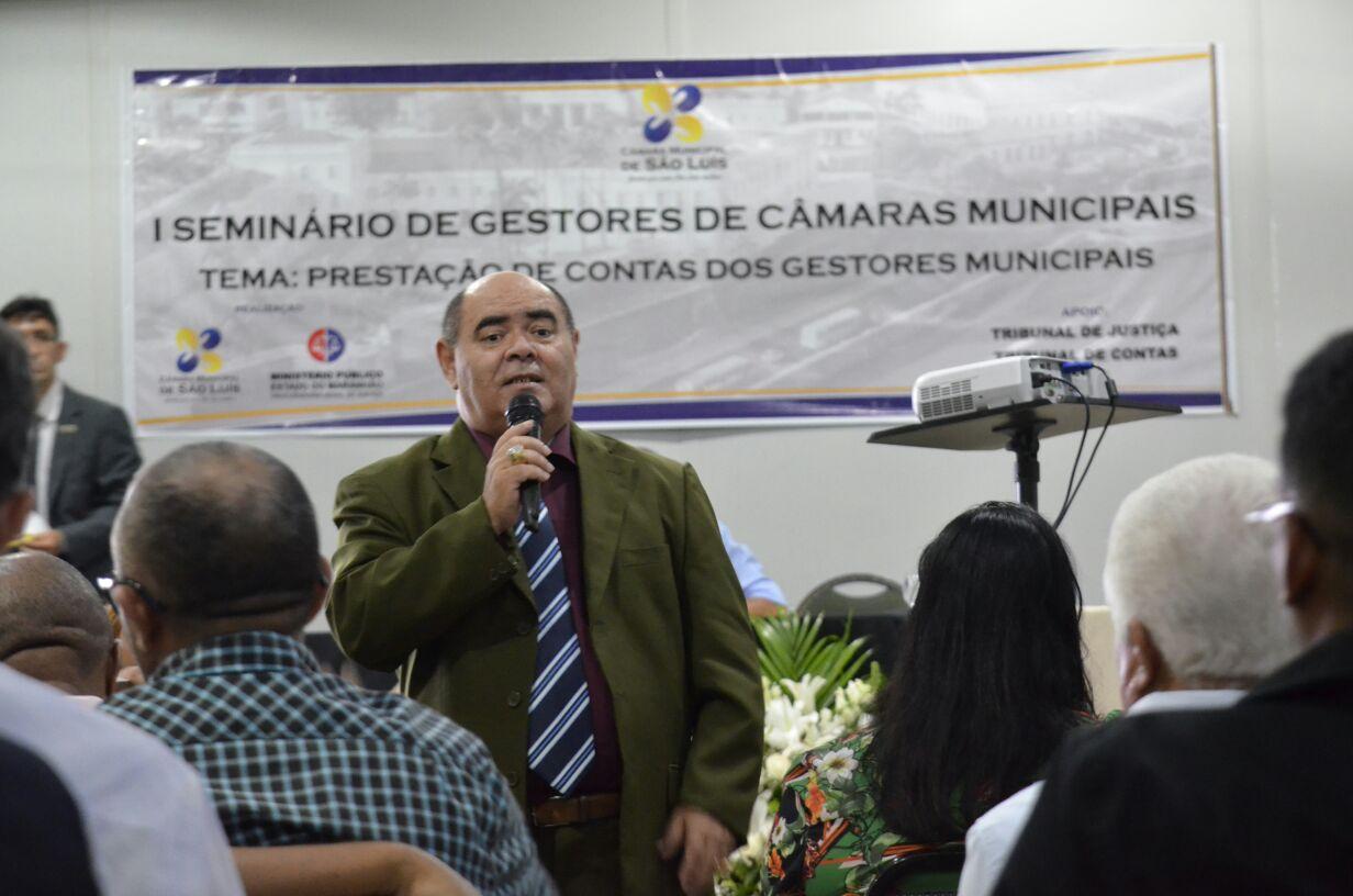Photo of Seminário reúne vereadores do estado para discutir atividades de controle e fiscalização