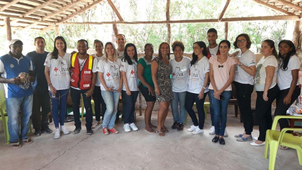 Photo of Cruz Vermelha Viva atende comunidades quilombolas em parceria com Prefeitura de Bequimão