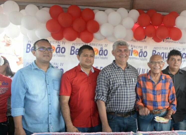 Photo of Partido dos Trabalhadores de Bequimão divulga nota de pesar pelo falecimento de Juca Martins