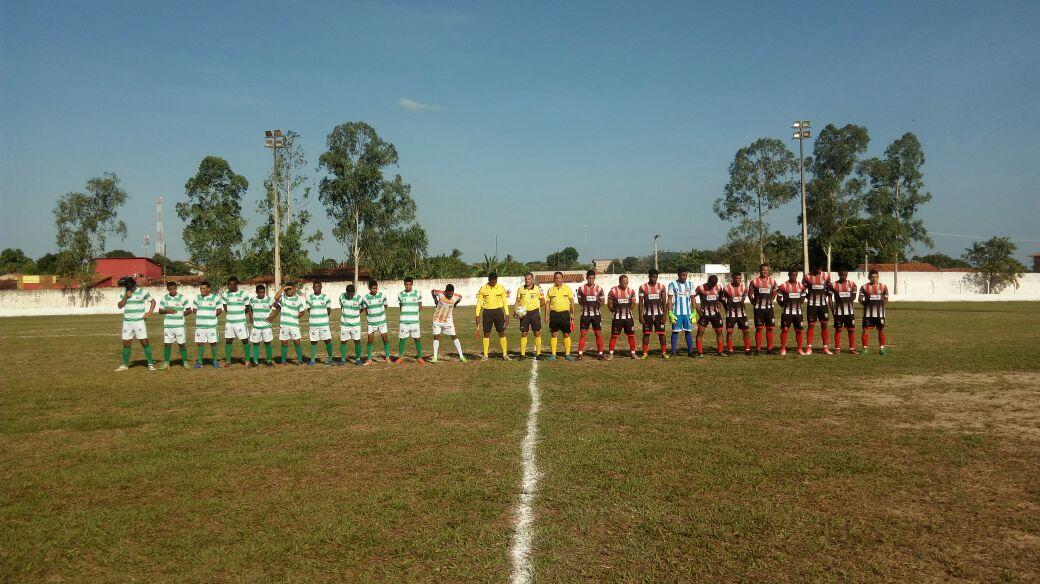 Photo of Seleção de Bequimão vence Apicum-Açu pela Copa Conguarás