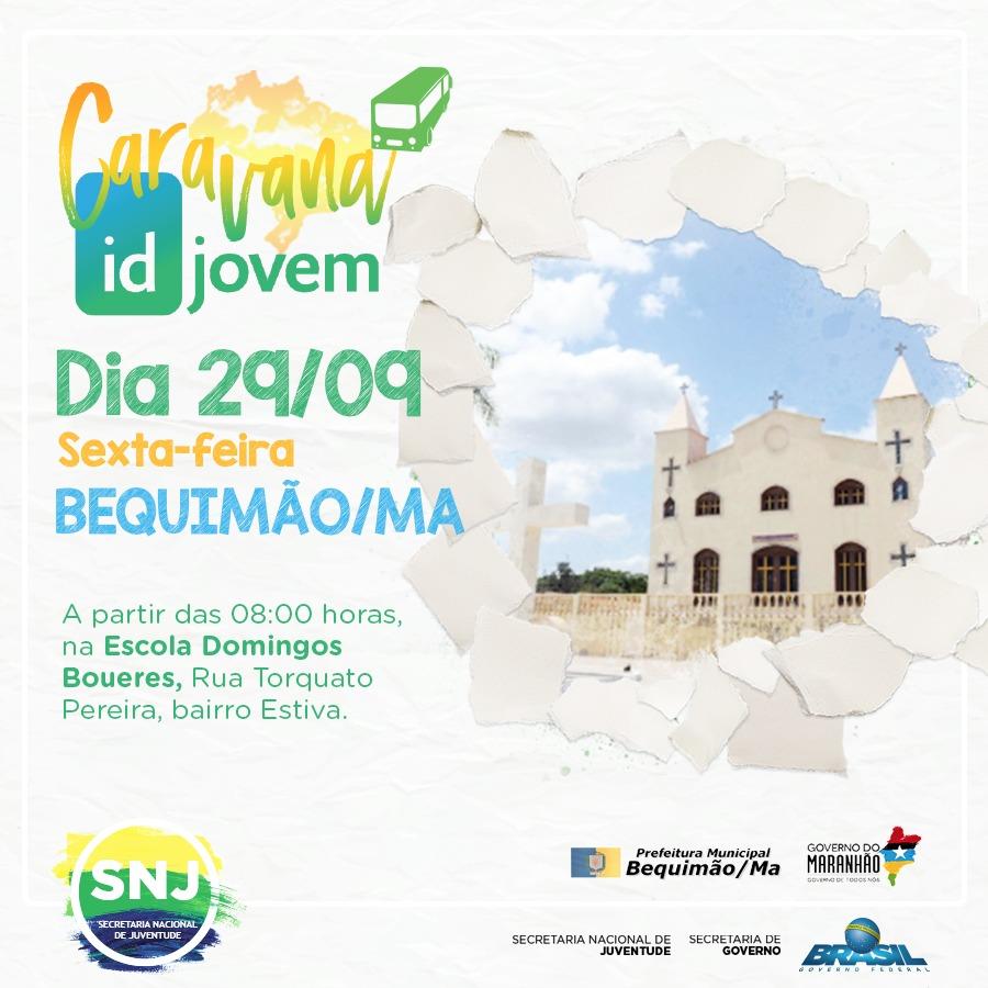 Photo of Prefeitura de Bequimão lança nesta sexta-feira o Programa ID Jovem no município