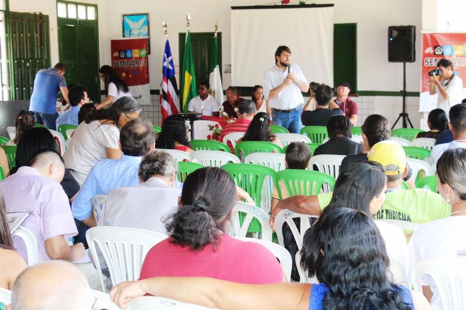 Photo of Presidente da Agência Metropolitana realiza Seminário em Alcântara