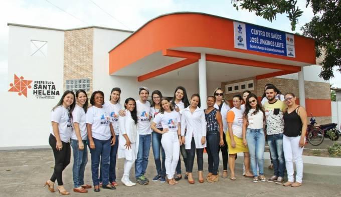 Photo of Zezildo Almeida entrega postos de saúde reformados e equipados