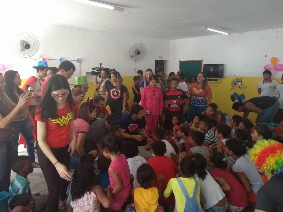 Photo of Fátima Araújo realizará Festa das Crianças neste domingo 15h na Vila Conceição