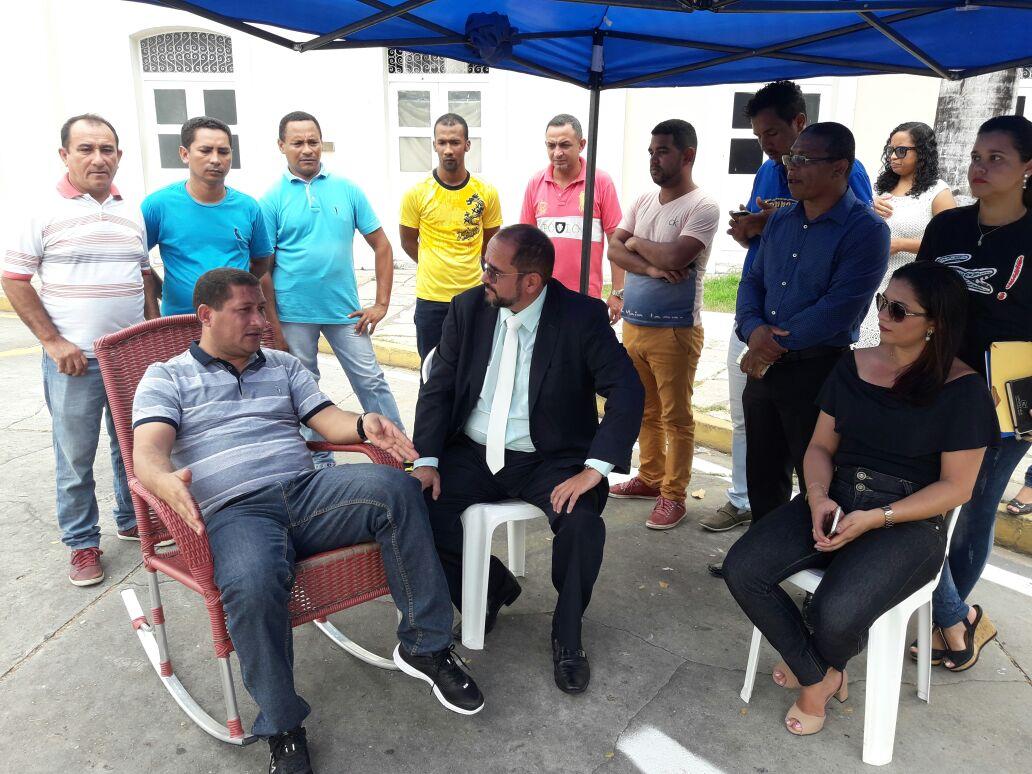 Photo of Ônibus voltarão a fazer a linha Vila Luizão/Terminal da Cohama após manifesto de vereador