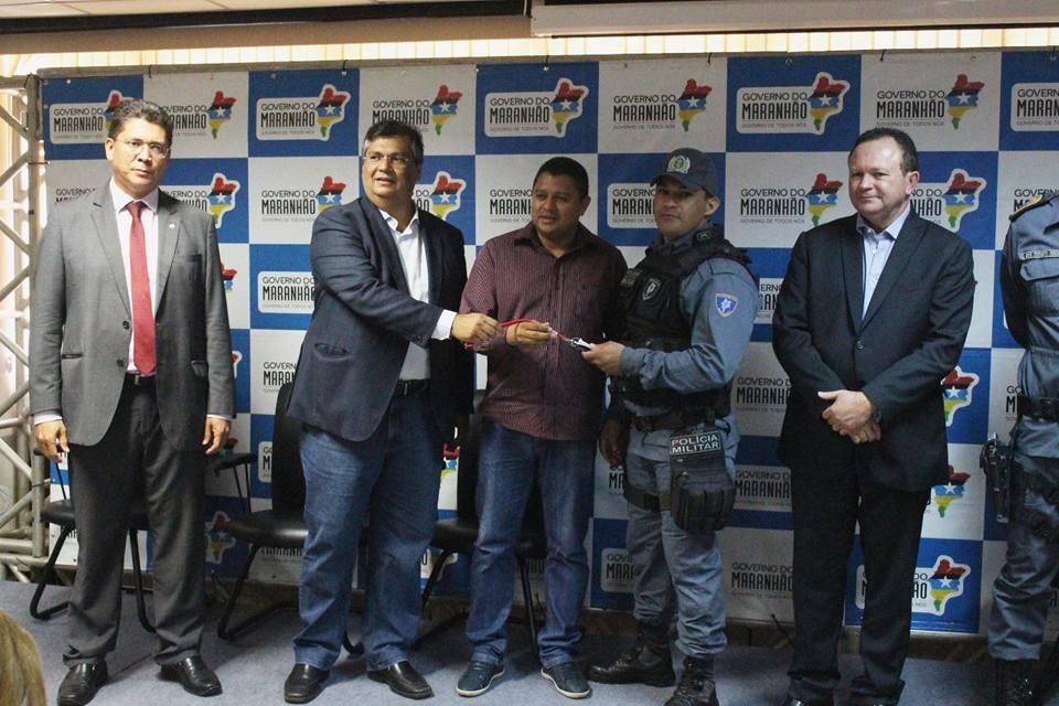 Photo of Bequimão recebe duas motocicletas do governo do estado para fortalecer ações da Polícia Militar