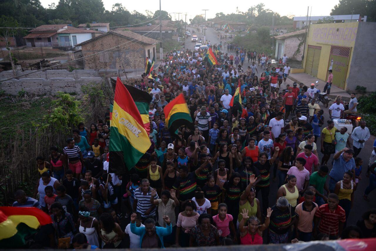 Photo of 1ª Marcha das Comunidades Quilombolas supera expectativas dos organizadores em Bequimão
