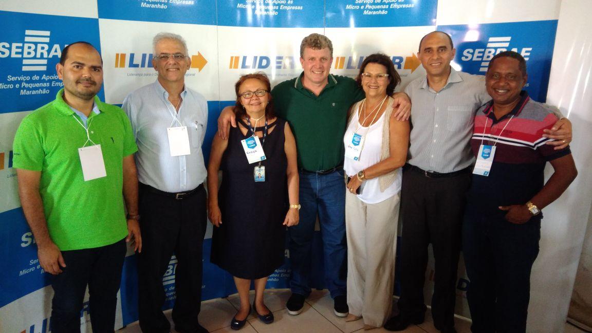 Photo of Prefeito de Alcântara participa do segundo encontro do Programa LIDER na cidade de Cururupu