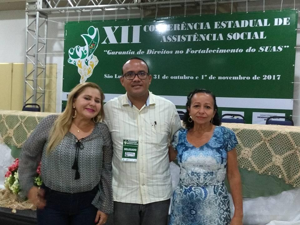 Photo of Delegados escolhidos na etapa municipal, em Bequimão, participam da XII Conferência Estadual de Assistência Social