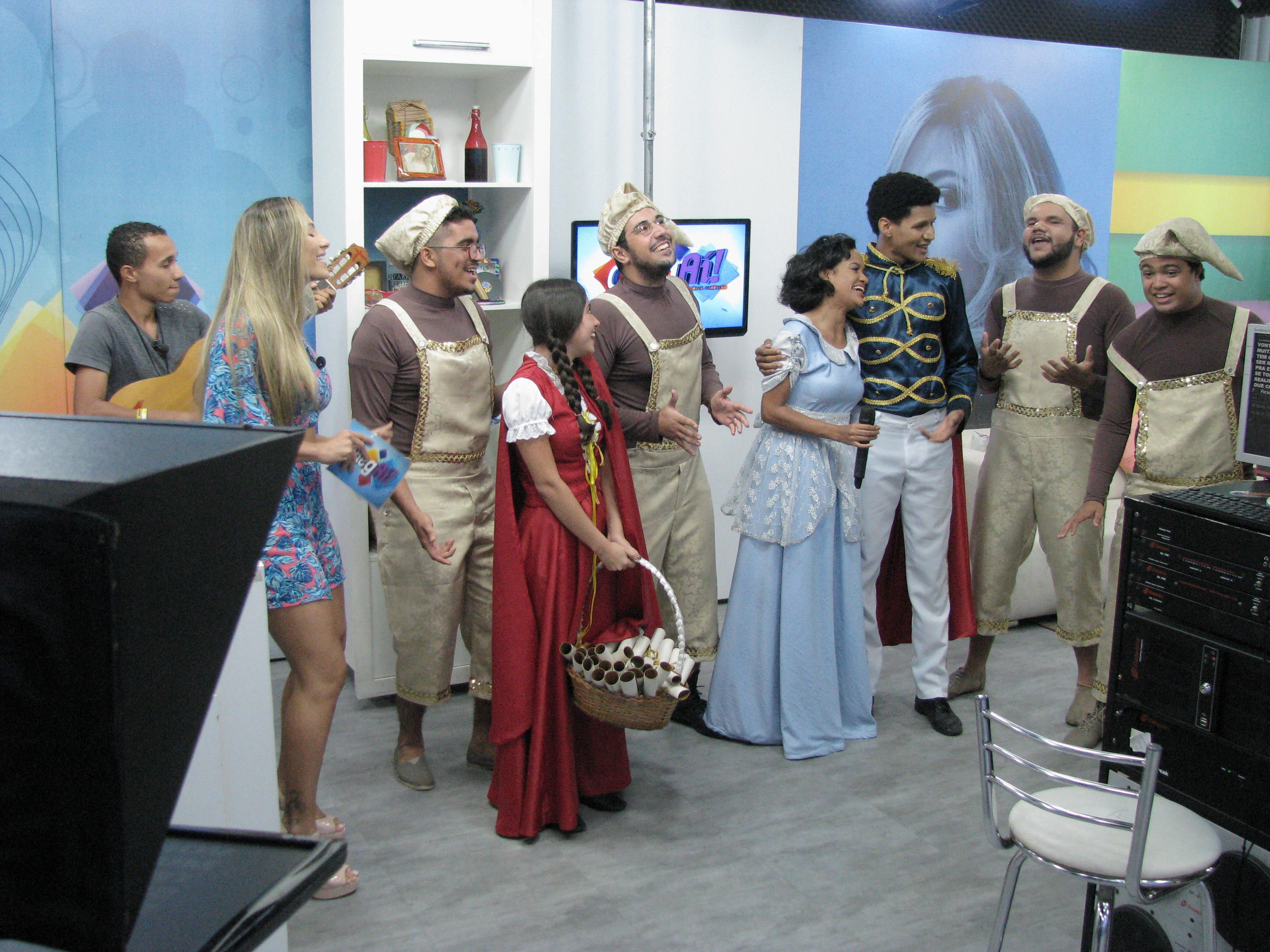 Foto de Encantos dos contos clássicos marcam a chegada do Natal no Rio Anil Shopping