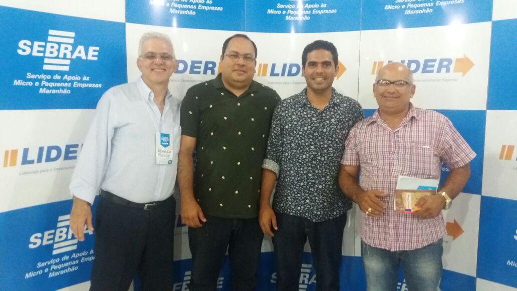 Photo of Equipe de Bequimão participa do segundo encontro do Programa LIDER em Cururupu
