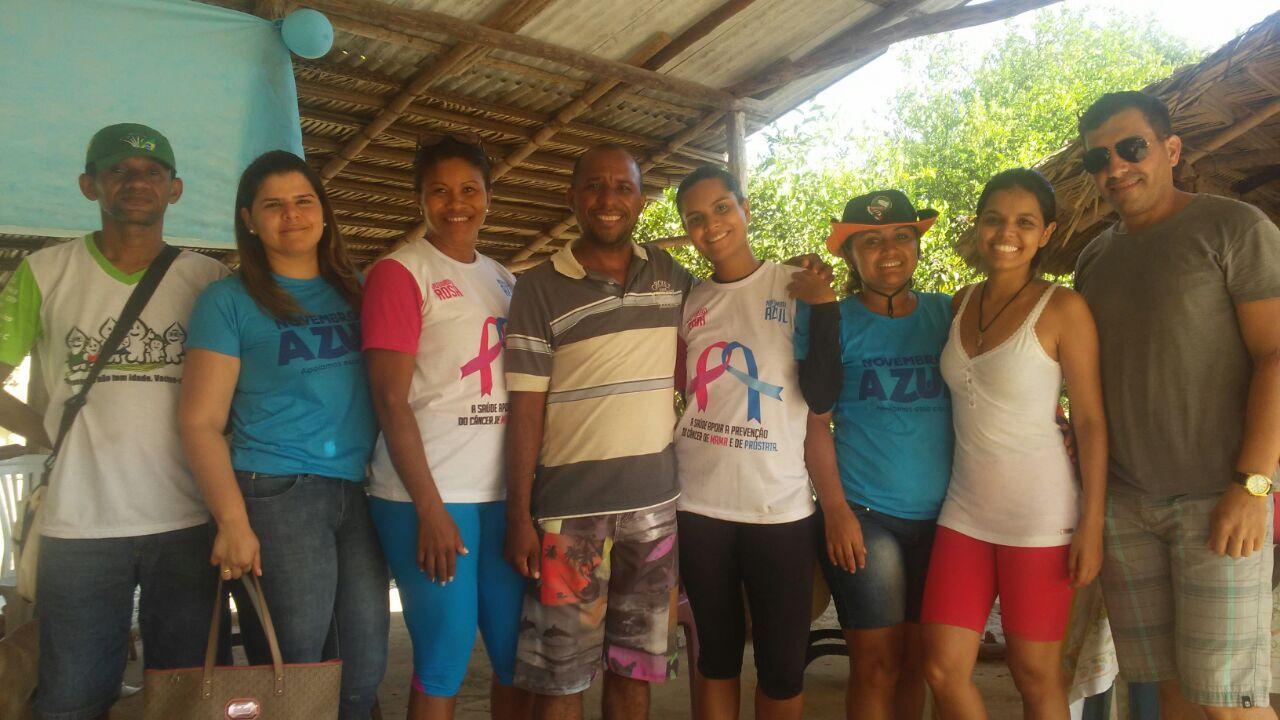Photo of Prefeitura de Alcântara realiza atendimento aos moradores na Ilha de Cajual