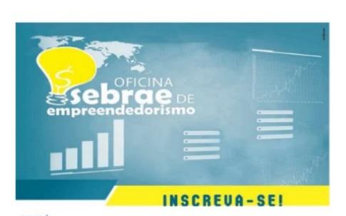 "Photo of Cidade de Alcântara receberá ""Oficina Sebrae de Empreendedorismo"", dias 11,12, 13, 14 e 15 de dezembro"
