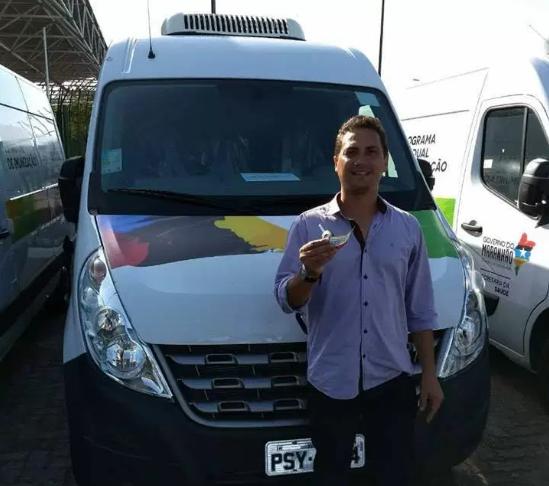Photo of Regional de Pinheiro recebe van para conservação de vacinas