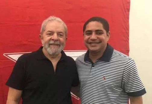 """Photo of Zé Inácio (PT) defende no Maranhão """"direito de Lula ser candidato"""""""