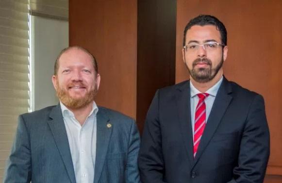 Photo of Othelino Neto recebe visita de cortesia do presidente da Associação dos Magistrados do Maranhão